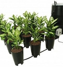 ACTIVE AQUA Grow Flow Ebb & Flow 12-site 2 Gal Complete Kit