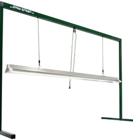 HYDROFARM Jump Start Grow Light System - 4 Ft. (Stand, Fixture & Tube)