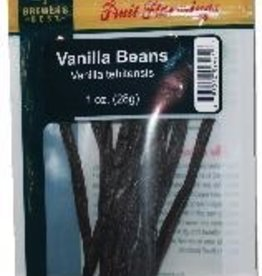 BREWERS BEST BREWER'S BEST® VANILLA BEANS 1 OZ