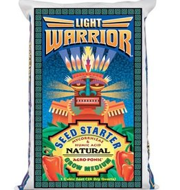 FOX FARM Light Warrior® High Yield is specially designed to enhance root development and encourage greater nutrient uptake by the plants. It contains the powerful root stimulators mycorrhizae fungi and humic acid, biological catalysts that interact with micro nutr