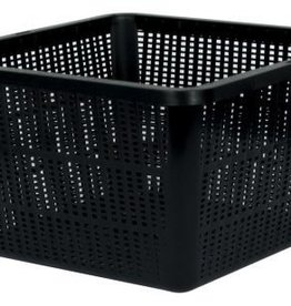 SUNLIGHT SUPPLY SQUARE MESH POT 9X9X5