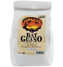 SUN LEAVES Jamaican Bat Guano, 2.2lb. bag