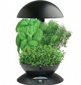 AEROGARDEN AeroGarden 3 Black w/Gourmet Herb Seed Kit - A Hydrofarm Exclusive!