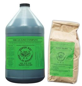THE GUANO COMPANY The Guano Company Super Tea Liquid, gal