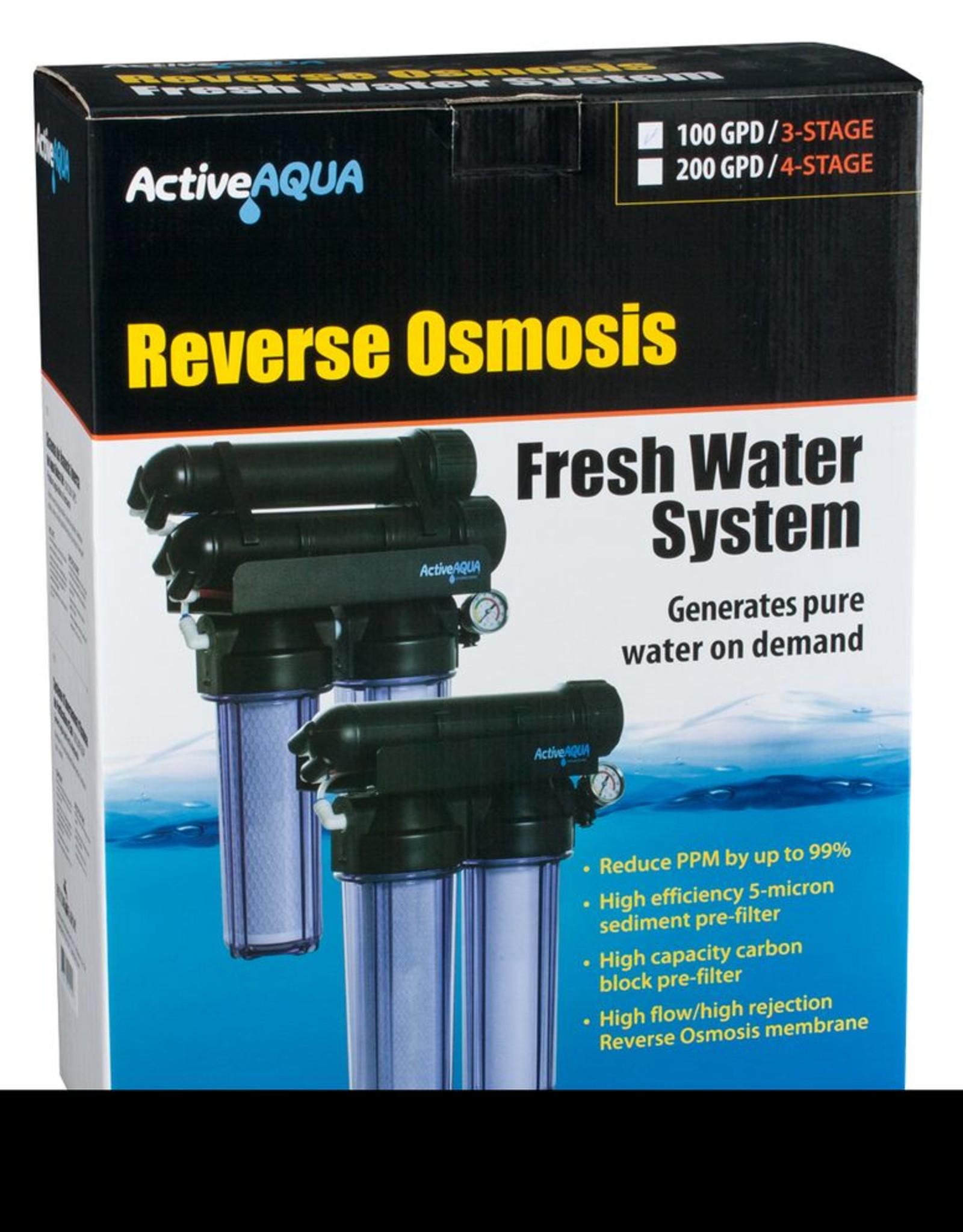 100 Reverse Osmosis System