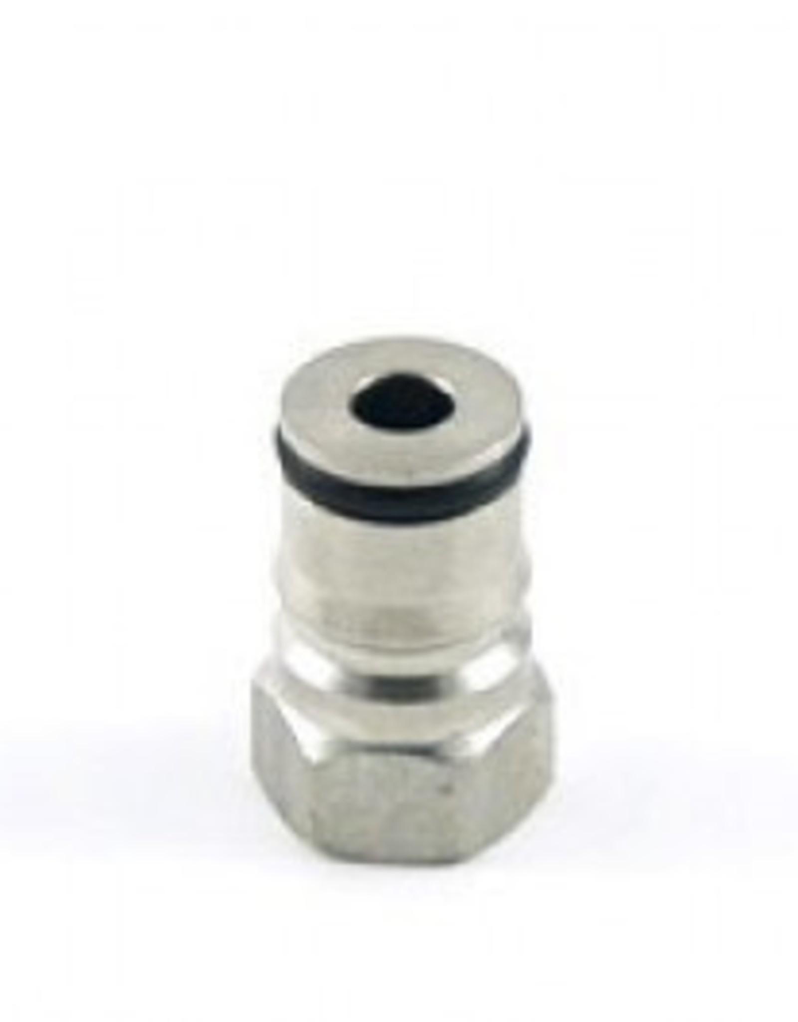 CROSBY & BAKER Ball Lock Tank Plug-Liquid