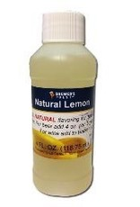 BREWERS BEST NATURAL LEMON FLAVORING EXTRACT 4 OZ