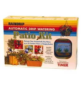 RAINDRIP Planters and Pots Watering Kit