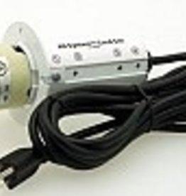HYDROFARM All System Cord Set - w/15' 120V Power Cord \FLOURESCENTS