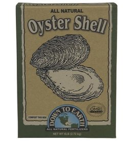 Down To Earth™ Down To Earth Oyster Shell - 6 lb