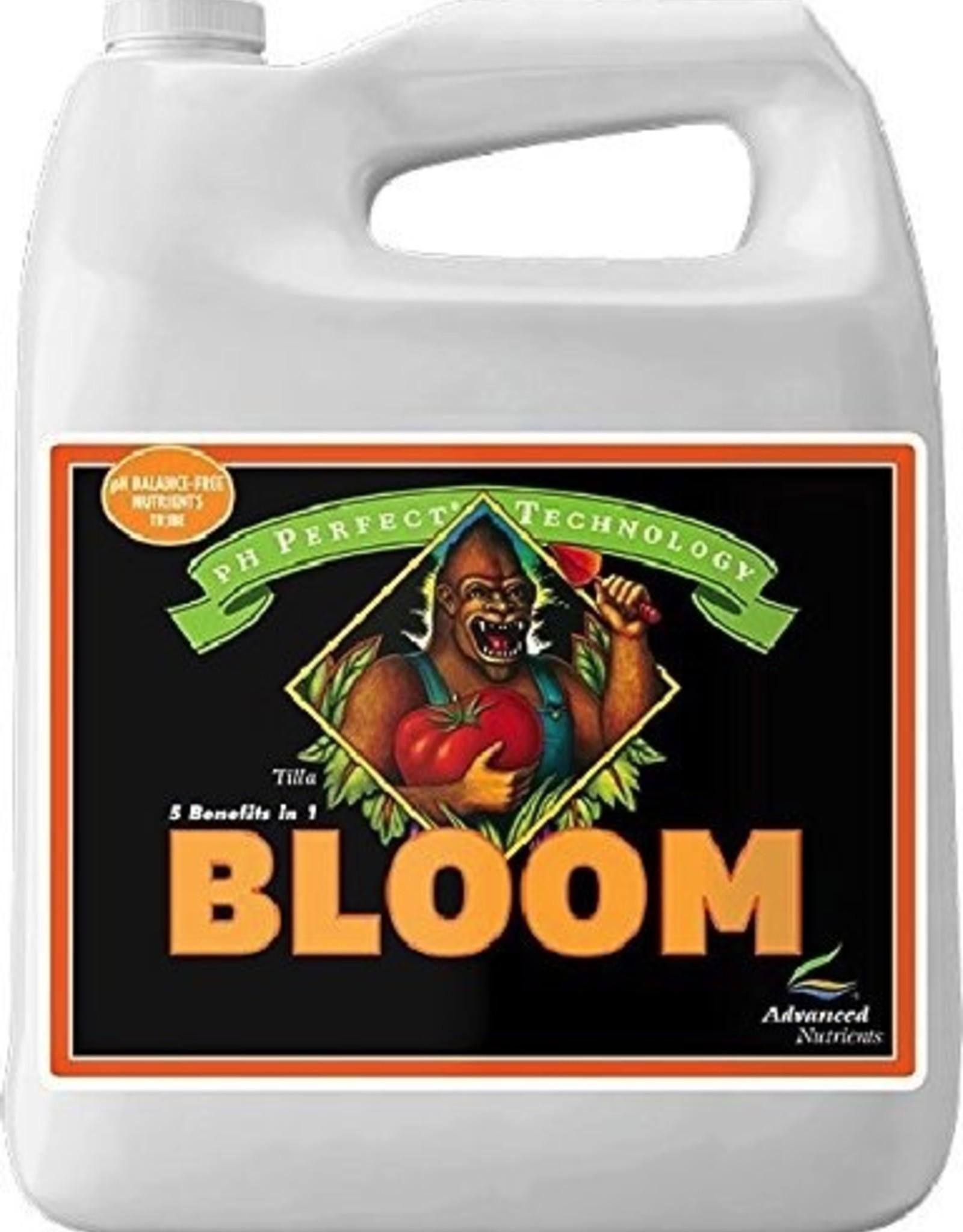 ADVANCED NUTRIENTS Advanced Nutrients Bloom ph Perfect Fertilizer, 4L