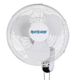 HURRICANE Hurricane Classic Wall Mount Oscillating Fan 16 in
