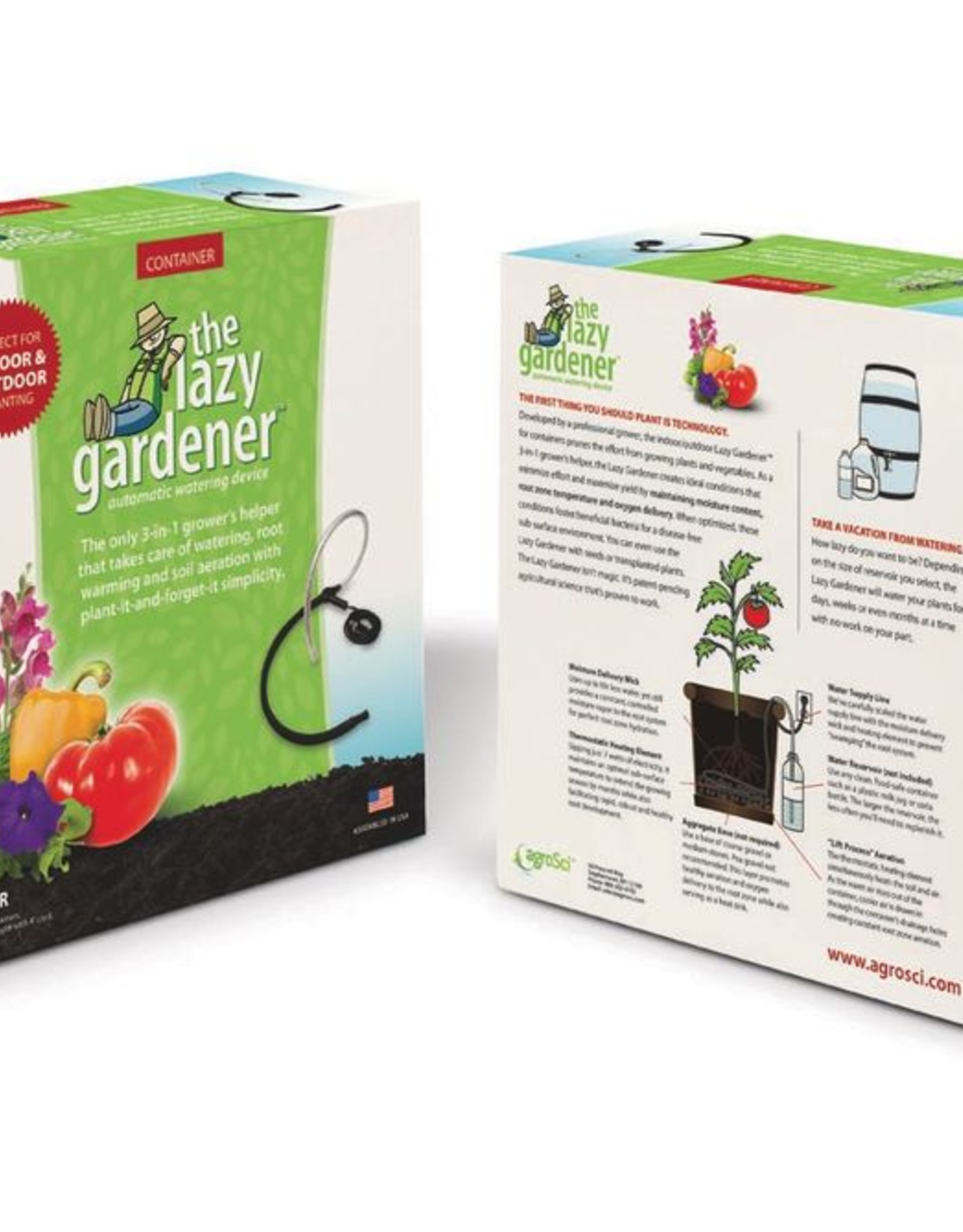 """AgroSci The Lazy Gardener Automatic Watering Device 14"""" - 22"""""""