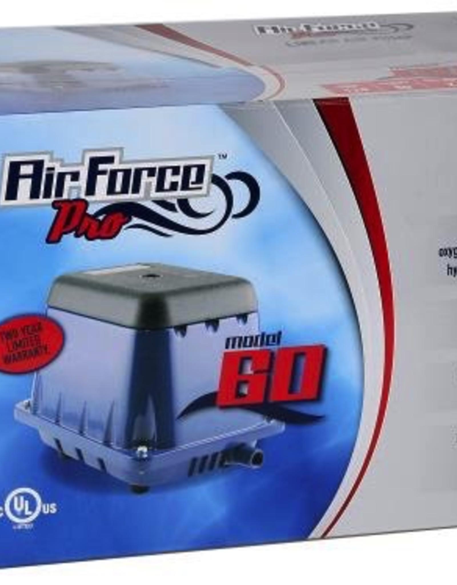 Air Force  Pro Air Force Pro 60 Linear Air Pump
