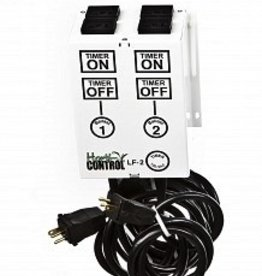 HORTICONTROL Horti-Control LF-2 Flip Flop Box, 2 in 4 out