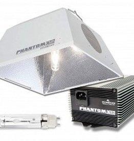 HYDROFARM Phantom CMh Reflector, Ballast and Bulb Kit (3100K)