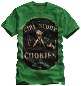 Green Arbor Girl Scout Cookies T-Shirt