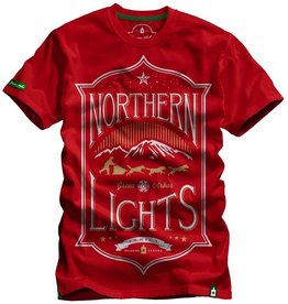 Green Arbor Northern Lights T-Shirt