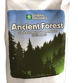 GENERAL HYDROPONICS Ancient Forest is a natural product consisting of 100% pure forest humus. It is derived from thousands of years of naturally decomposed forest litter that contains a wide spectrum of organic compounds. An incredibly high diversity of microorganisms, with