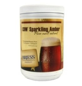 BRIESS BRIESS SPARKLING AMBER CANISTER 3.3 LB