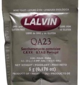 LALVIN QA23 LALVIN ACTIVE FREEZE-DRIED WINE YEAST