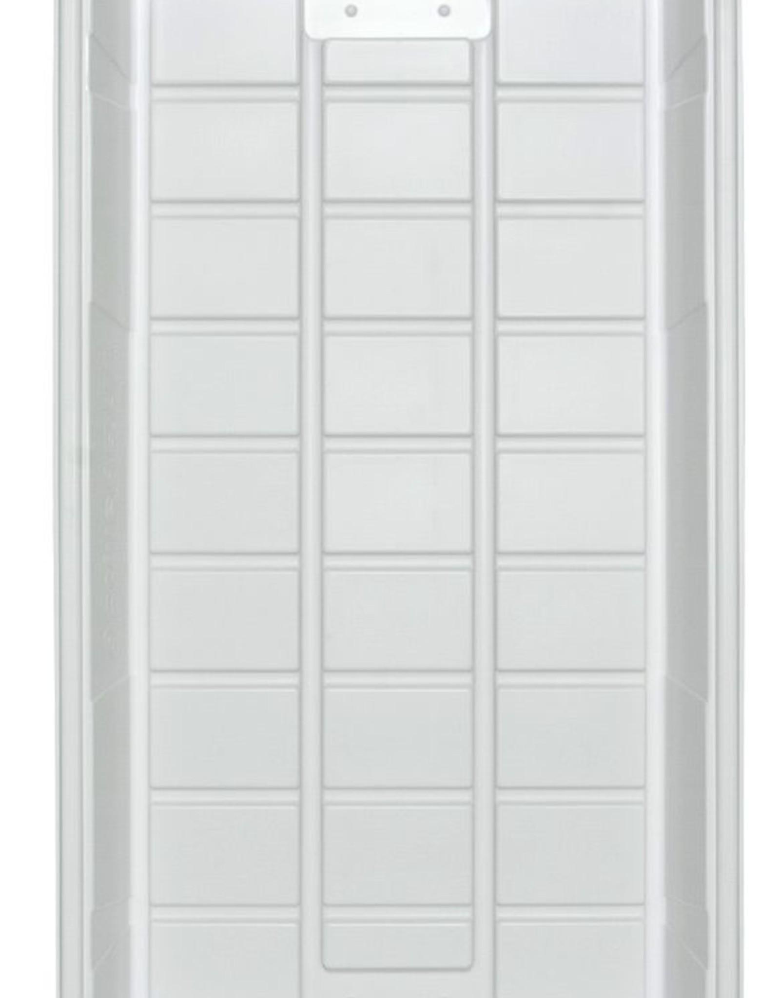 Active Aqua Premium White Flood Table, 2' x 4'