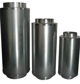 PHRESH Phresh Duct Silencer 4 in x 12 in
