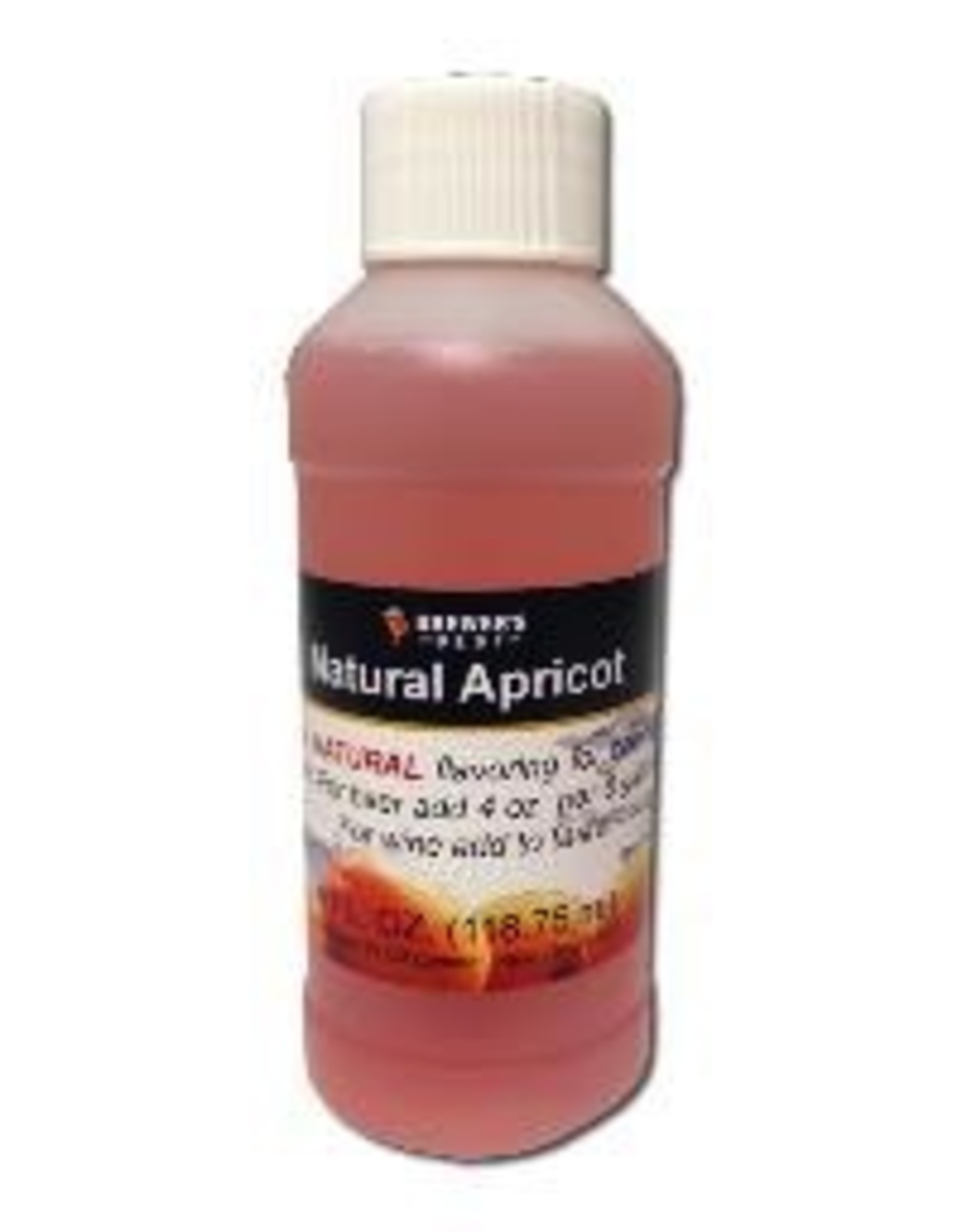 BREWERS BEST NATURAL APRICOT FLAVORING EXTRACT 4 OZ