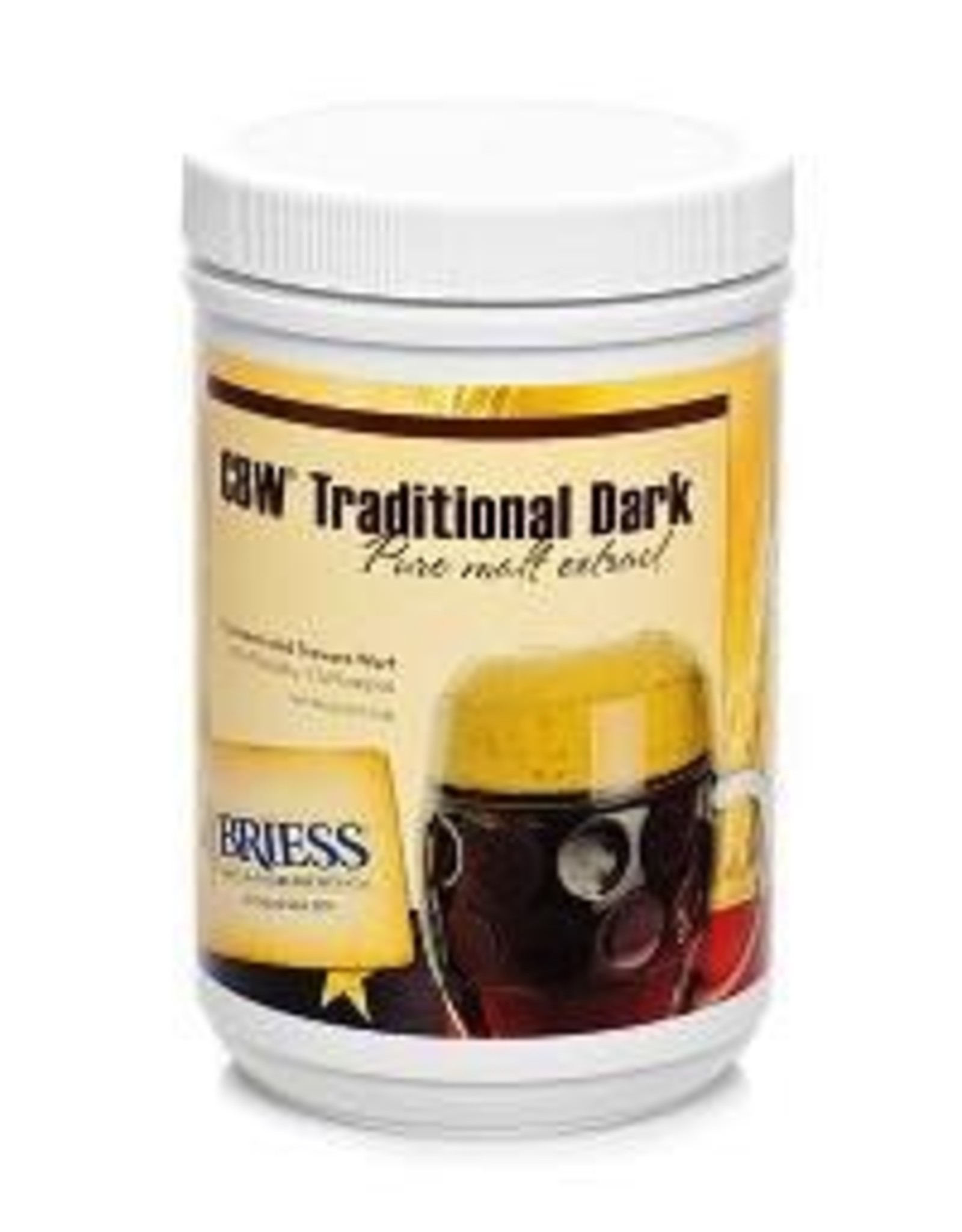 BRIESS BRIESS TRADITIONAL DARK EXTRACT 3.3 LB