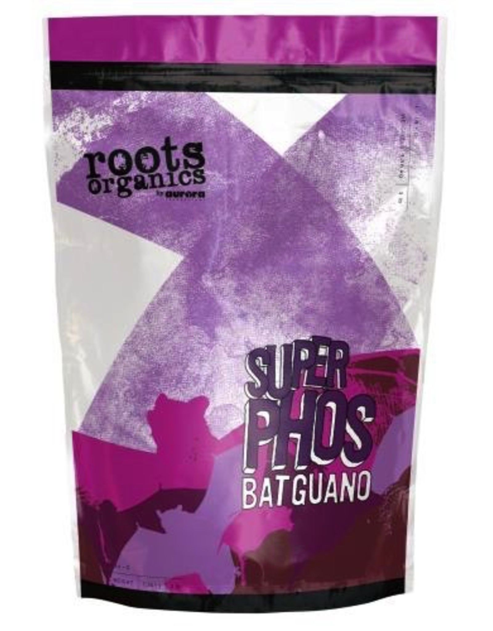 AURORA INNOVATIONS Roots Organics Super Phos Bat Guano 3 lb