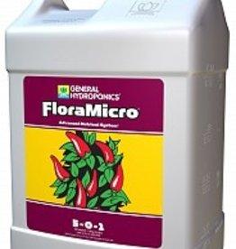 GENERAL HYDROPONICS FLORA MICRO 2.5 GAL