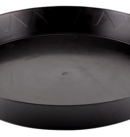 GRO PRO Gro Pro Black Saucer 14in