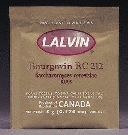LALVIN LALVIN BOURGOVIN WINE YEAST<br />RC-212