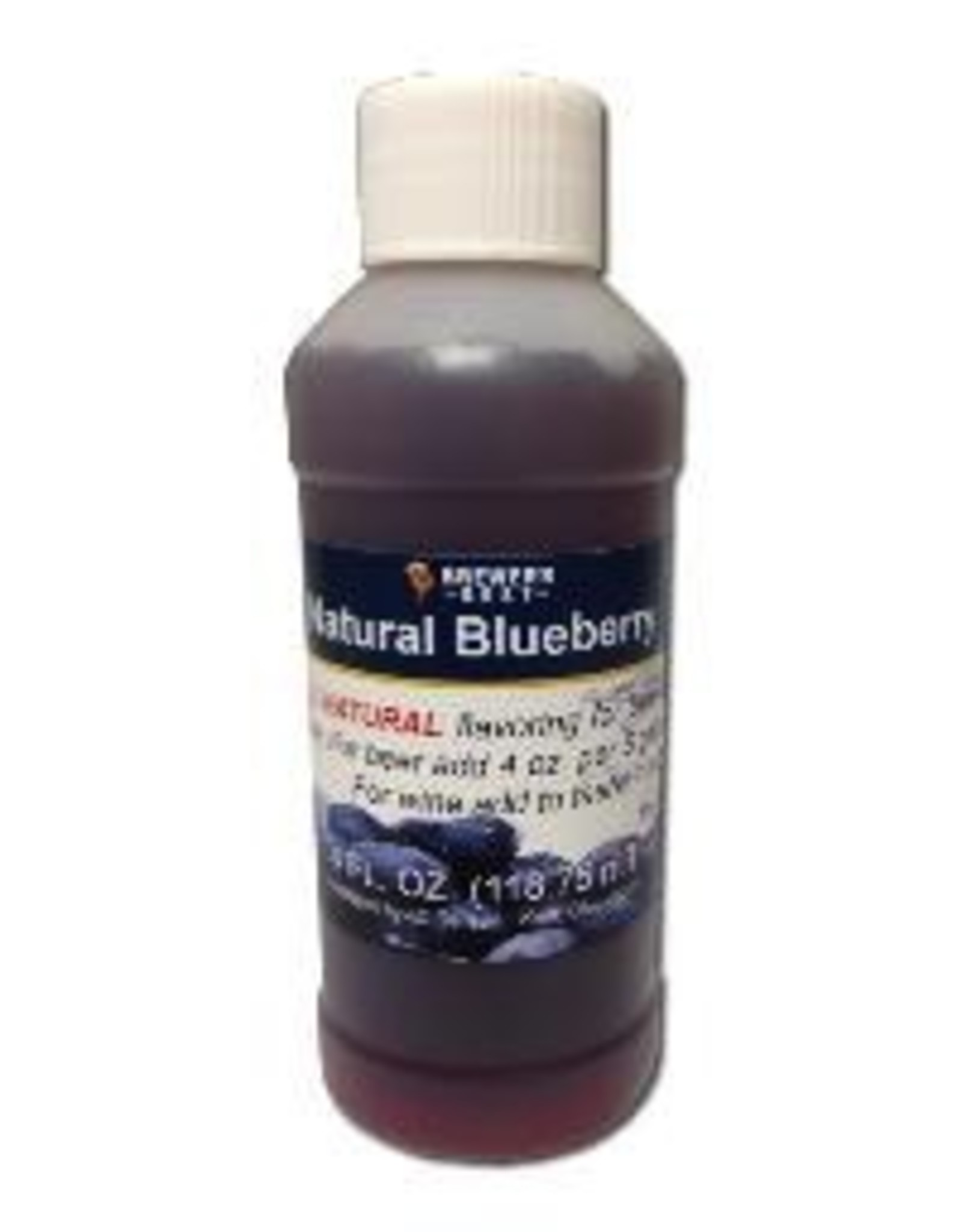 BREWERS BEST NATURAL BLUEBERRY FLAVORING EXTRACT 4 OZ