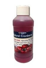 BREWERS BEST NATURAL CRANBERRY FLAVORING EXTRACT 4 OZ