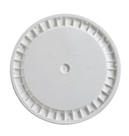 LD CARLSON UNDRILLED LID FOR 5 AND 6.5 GAL BUCKET