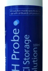 BLUE LAB The perfect solution to store and hydrate your Bluelab pH products.<br /> Bluelab knows it is extremely important to care for and store pH probes correctly. pH probes are sensitive glass instruments which age through normal use. The life and performance of pH p