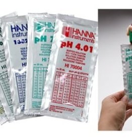 HANNA HANNA 1413 CONDUCTIVITY SOLUTION PKT