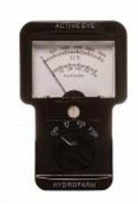 ACTIVE EYE Analog Light Meter (Footcandles)