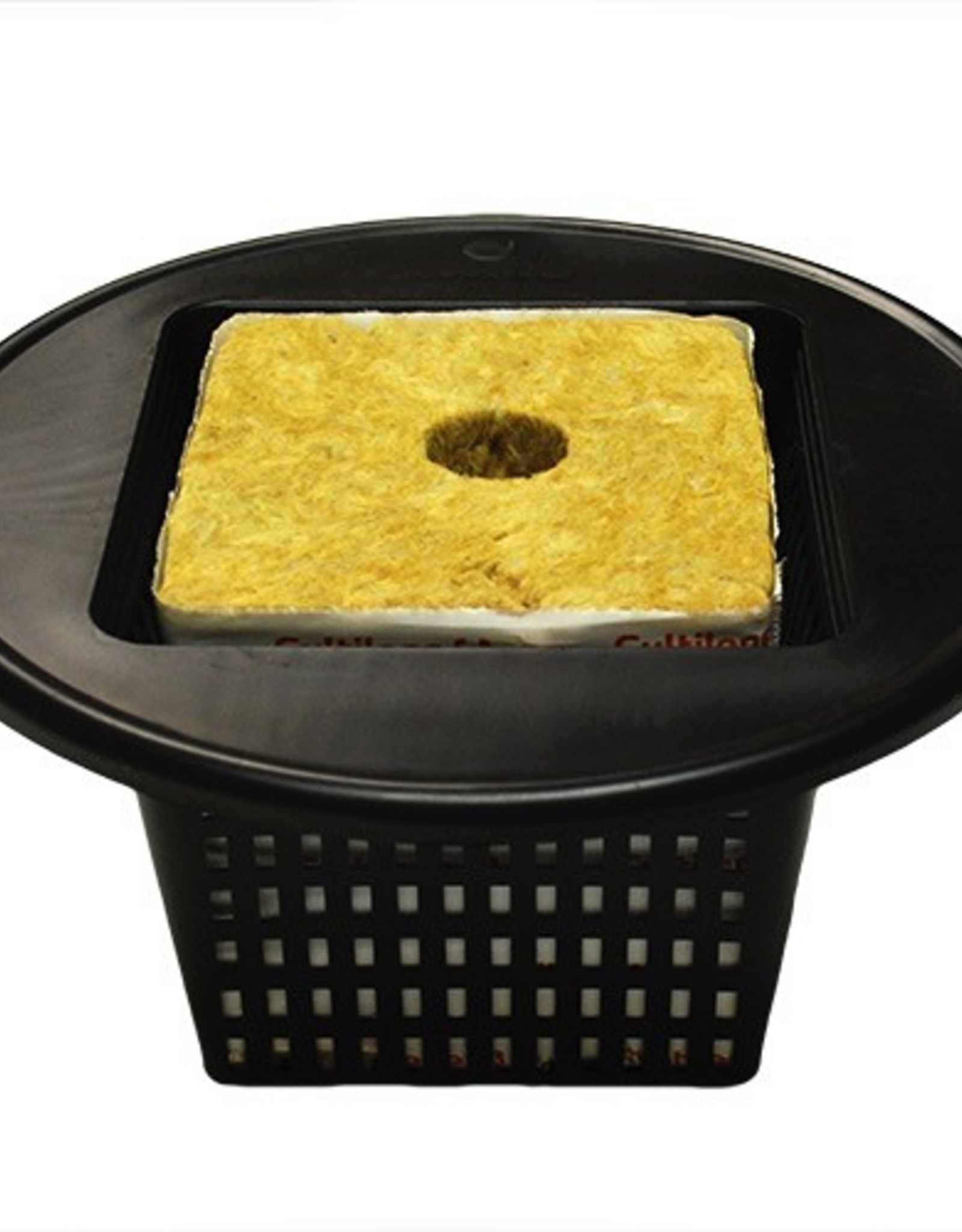 "DL WHOLESALE 6"" Square Mesh Pot Bucket Lid"