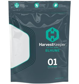 Harvest Keeper Harvest Keeper Blhume Bag 1lb <br /> <br /> Harvest Keeper™ Blhume Bags are the next evolution in long-term storage packaging for high-value crops. Crafted specifically for the needs of aroma-rich, terpene-packed plants like cannabis, herbs, and more, these extra-thi