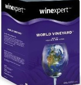 WINE EXPERT VR WORLD VINEYARD CALIFORNIA ZINFANDEL SHIRAZ 10L WINE KIT