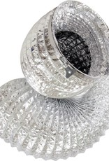 ACTIVE AIR Active Air Premium Ducting is made of tough 3-ply aluminum foil laminate. It is designed for air-cooling and can be used in different forms of heating and ventilation applications. This product is made to resist puncture and tears. One continuous and corr
