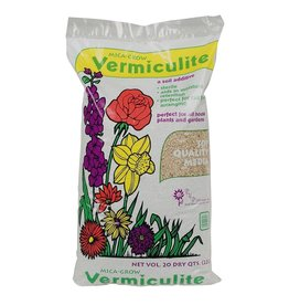 Mica-Grow Mica-Grow Vermiculite Soil Additive, 20 qt