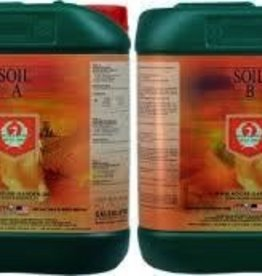 HOUSE & GARDEN House & Garden Soil Nutrient A & B  COMBO 5 Liters