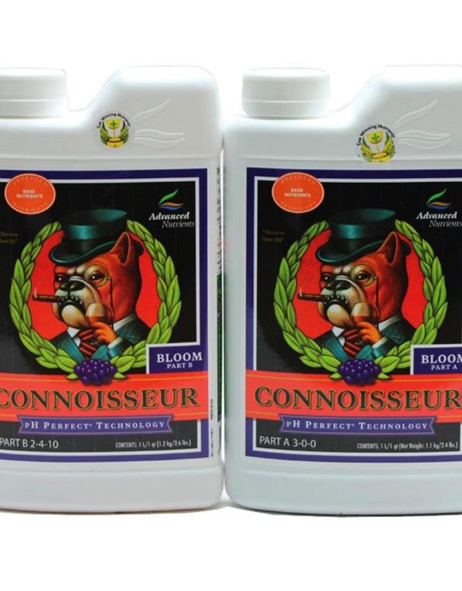 ADVANCED NUTRIENTS pH Perfect Connoisseur Bloom Part A 1L & B 1L