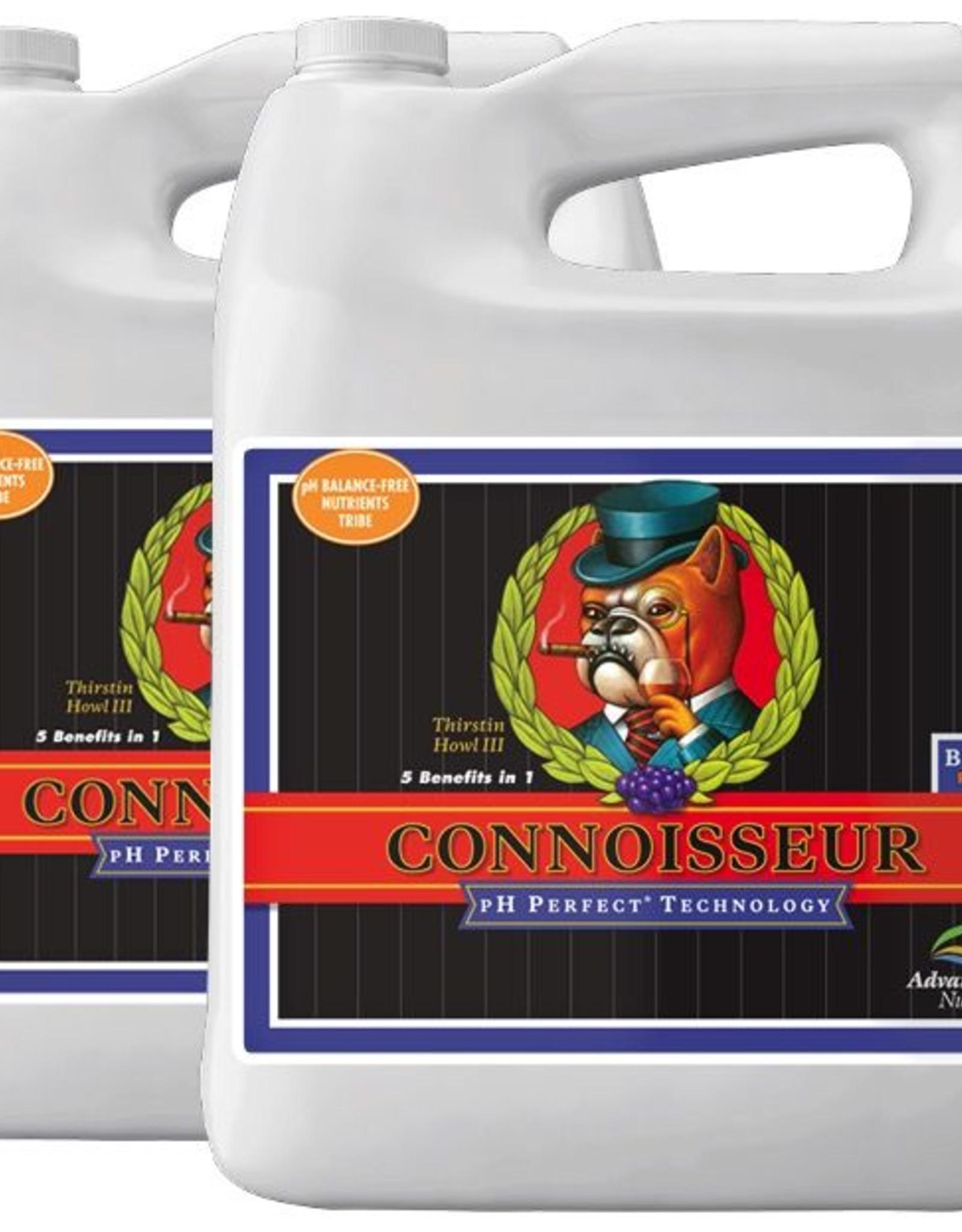 ADVANCED NUTRIENTS pH Perfect Connoisseur Bloom Part A & B 4L combo