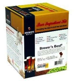 BREWERS BEST RASPBERRY GOLDEN ALE ONE GALLON INGREDIENT KIT PACKAGE