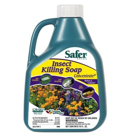 SAFER BRAND Safer Brand Insect Killing Soap Concentrate, pt