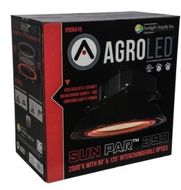 AGRO LED AgroLED Sun Par 390 2K - Red 120 - 240 Volt
